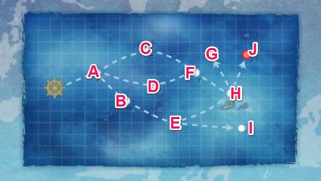 北太平洋MI諸島沖:MI作戦