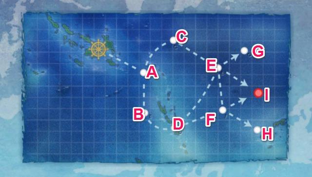南太平洋FS海域前縁部:FS作戦 発動準備