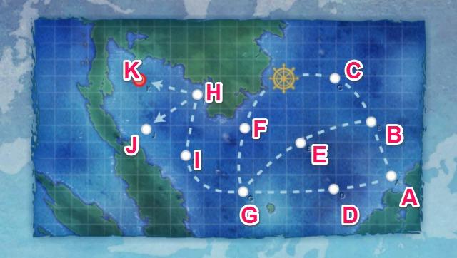 西南海域中央:西南海域通商破壊戦
