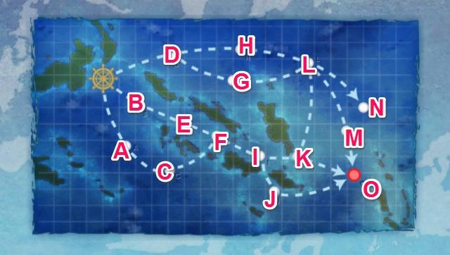 アイアンボトムサウンド深部:突入!鉄底海峡