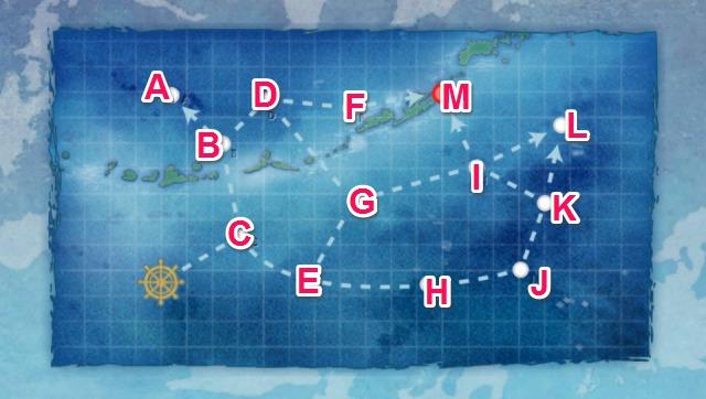 北方AL海域最深部:強襲!北方港湾を叩け!