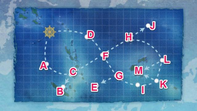 南太平洋FS海域:発動!FS作戦