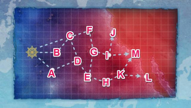 深海後方西海岸基地:深海西海岸基地攻略戦