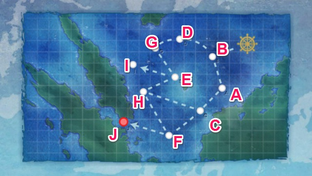 西南海域要塞沖:要塞攻略戦