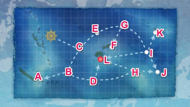FS海域F諸島沖:FS作戦 上陸攻略戦