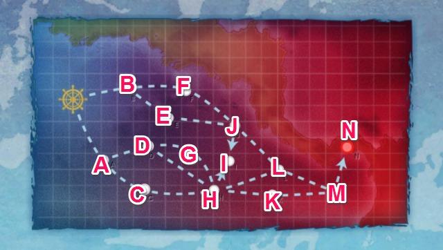 深海運河最終防衛線:深海運河閘門破壊作戦