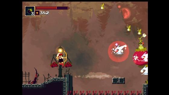PS4:Momodora: 月下のレクイエム