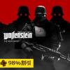 【100円セール】PSPlus加入者限定!PS4「ウルフェンシュタイン: ザ ニューオーダー」がPSストアにて100円で販売中!