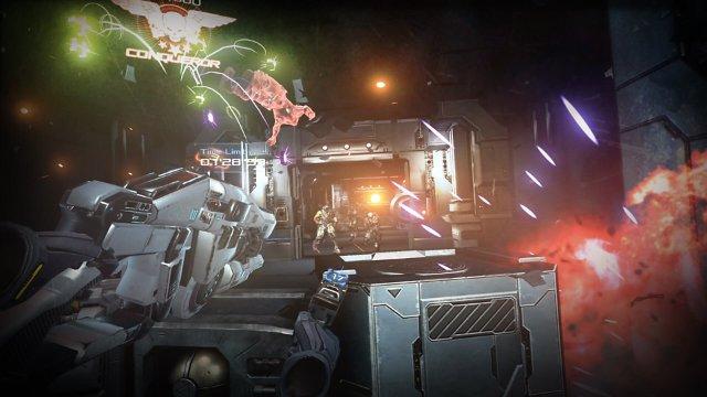 PS4:『Mortal Blitz(VR専用)』
