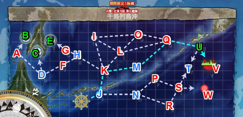E-3戦力ゲージmap