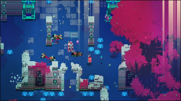 PS4:Hyper Light Drifter
