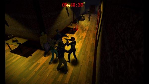PS4:デッドハウス 再生