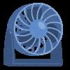 ゲーム機・PCなどの排熱による熱篭りを解消するためにサーキュレーターを購入してみたので紹介!