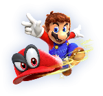 操作方法や新能力『キャプチャー』の解説など、Switch『スーパーマリオ オデッセイ』開発者による紹介映像公開。