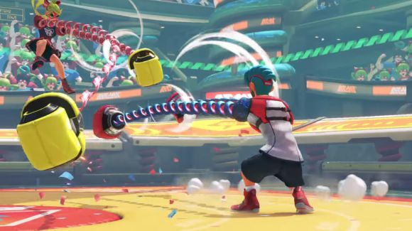 Switch:ARMS