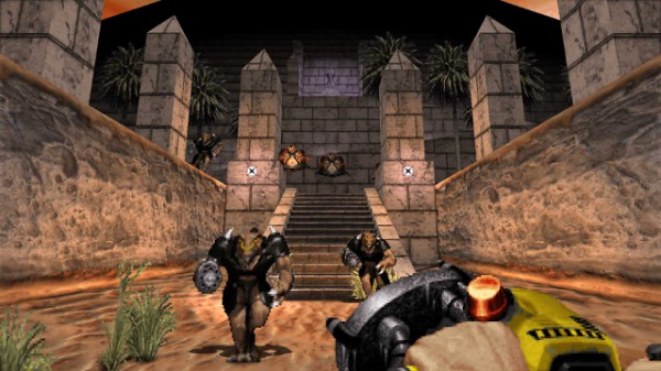 PS4:Duke Nukem 3D: 20th Anniversary World Tour