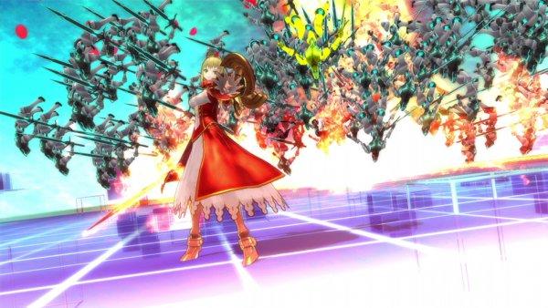 Switch:Fate/EXTELLA