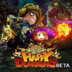基本無料のハクスラRPG『ハッピーダンジョン』PS4版配信決定&本日よりオープンβテストが開催中!