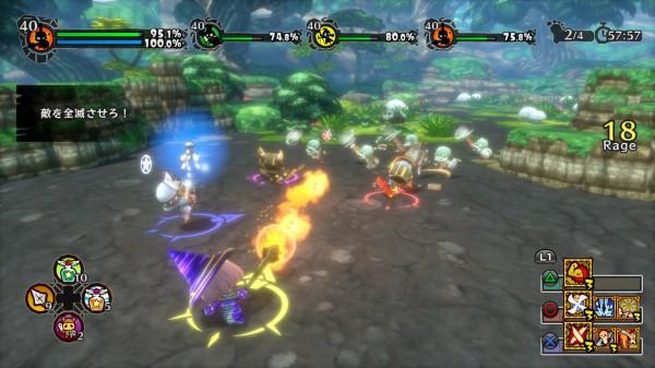PS4:ハッピーダンジョン