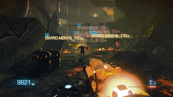 PS4:Bulletstorm: Full Clip Edition