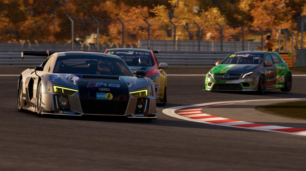 PS4:PROJECT CARS 2
