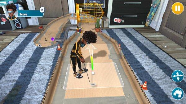 PS4:インフィニット ミニゴルフ