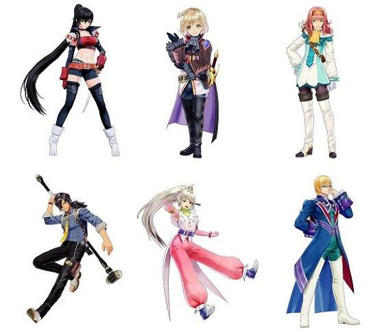 『【歴代キャラクター衣装】全員セット』