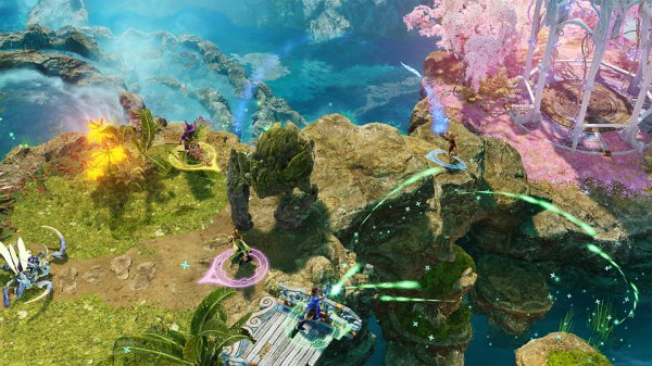 PS4『Nine Parchments』