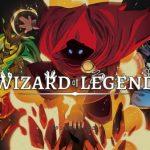 【トロフィー攻略】ローグライクアクション:PS4『Wizard of Legend』のプラチナトロフィーを獲得しました。