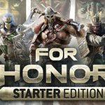 【無料配布】Steamにて剣戟対戦アクション『For Honor – Starter Edition』が期間限定無料配布中。2018/08/28深夜まで