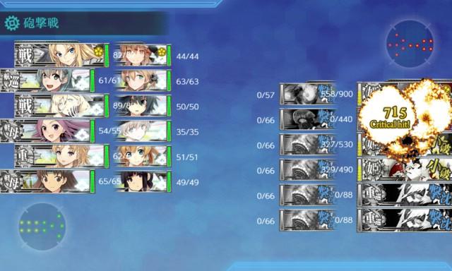 装甲破砕ギミック&特効があるE5ボスではかなりのダメージが出せます