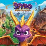 『スパイロ』シリーズのリマスター版『Spyro Reignited Trilogy』が国内PSストアにて本日より配信開始