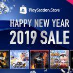 【セール情報】PSストアにて300以上のタイトルが対象となる『Happy New Year 2019 セール』が開催(2019/1/8まで)