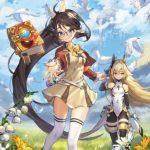 キュートなキャラによるハクスラ・ローグライト:PS4/Switch『レミロア~少女と異世界と魔導書~』の発売日が3月28日に決定!