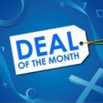 【セール情報】PSストアにてセール『Deal of the Month』が開催中