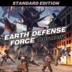 【新作ゲーム紹介】PS4『EARTH DEFENSE FORCE:IRON RAIN』他、2019年4月第2週発売のゲームタイトルを紹介!