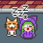 雑記(2019/07/04):女の子と二足歩行ネコが主役のMOTHER風RPG『NOYO-!』をプレイ中なのよー!など
